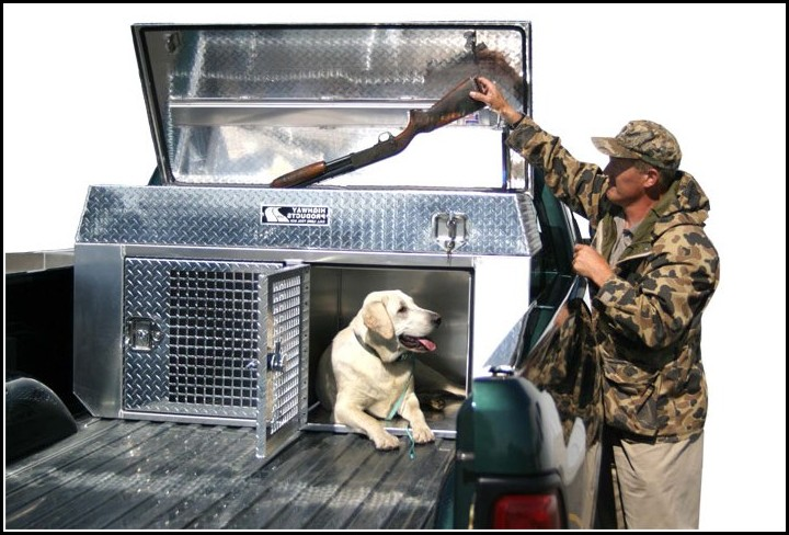 Truck Dog Boxes Kennel
