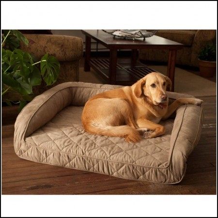 Bolster Dog Bed Replacement Covers