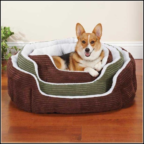 Bolster Dog Bed Sewing Pattern