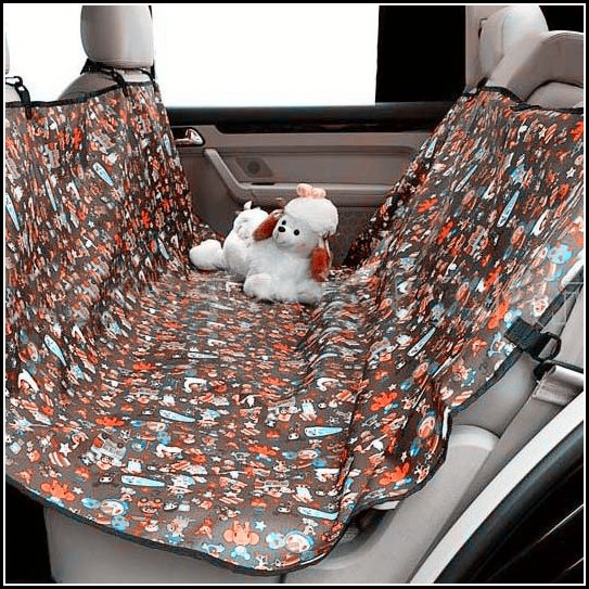 Dog Car Seat Cover Pattern