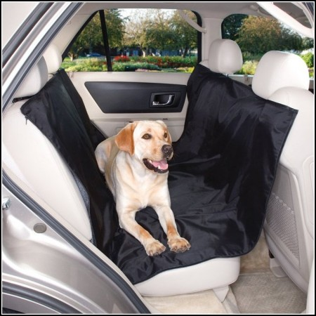 Dog Car Seat Cover With Sides