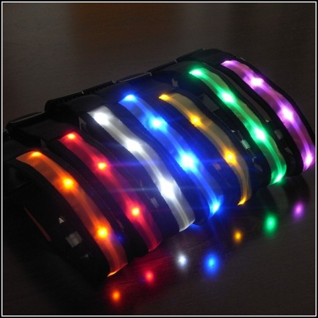 Dog Collar Light Waterproof