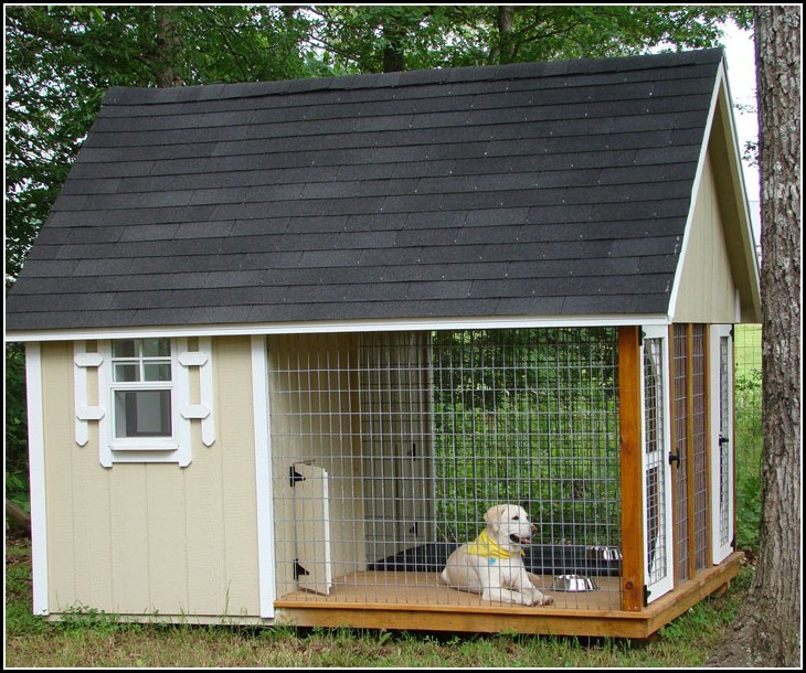 Big Kennel For Dogs