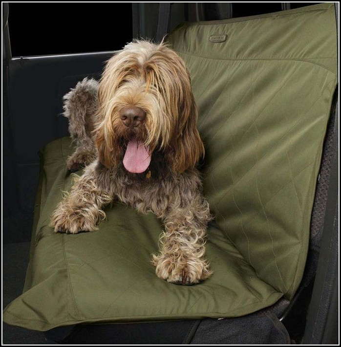 Diy Dog Seat Covers