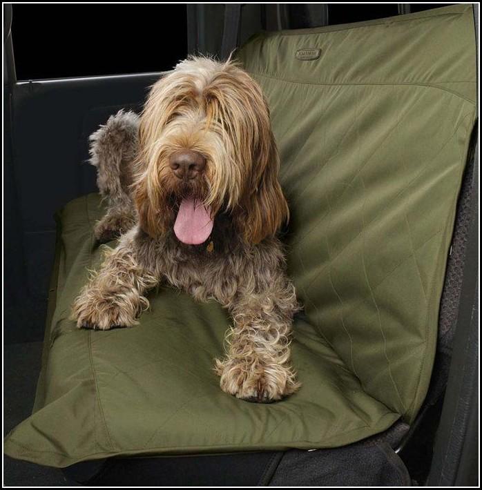 Diy Dog Seat Covers