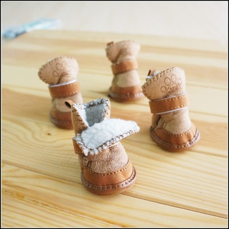 Dog Booties For Snow