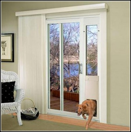 Dog Door For Sliding Glass Door