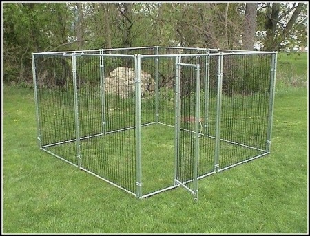 Dog Fence Diy