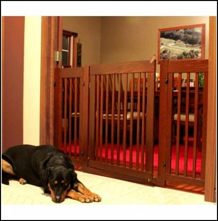 Dog Fence Indoor