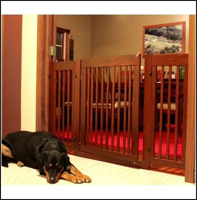 Dog Fence Indoor