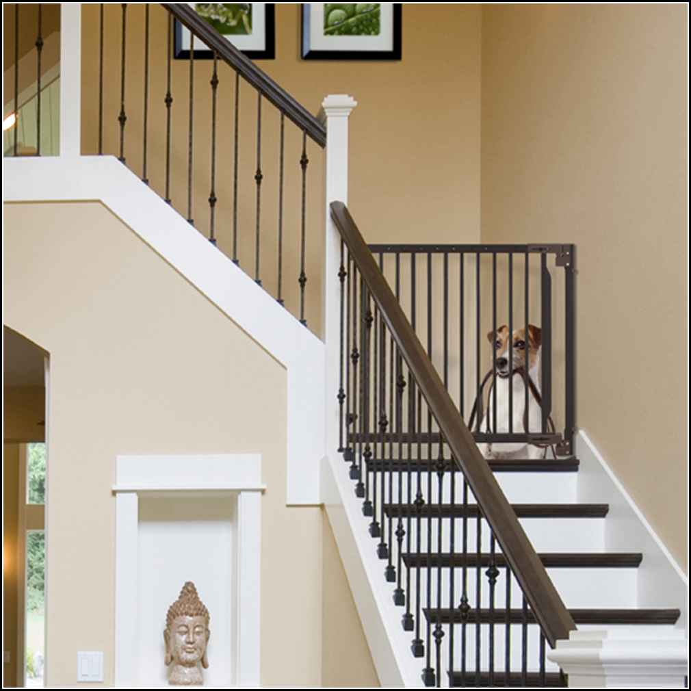 Dog Gate For Stairs