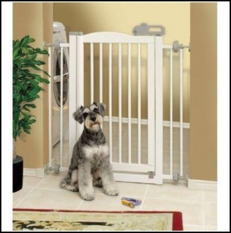 Dog Gates With Door