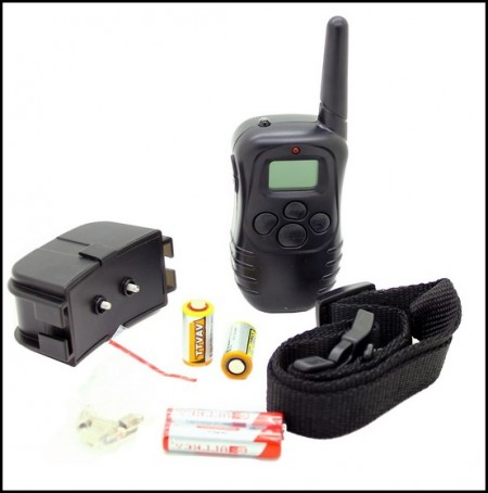 Electronic Dog Collars With Remote