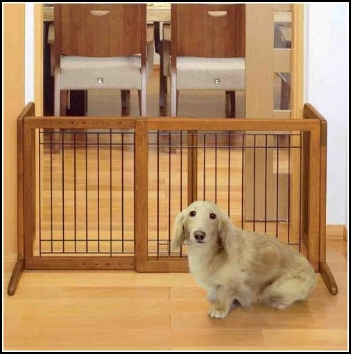 Freestanding Dog Gates For Large Dogs