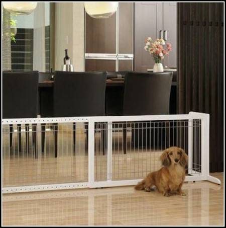 Freestanding Dog Gates For The House