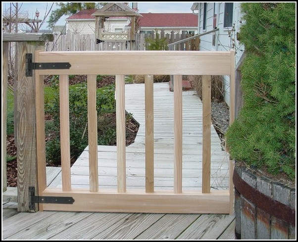 Outdoor Gates For Dogs