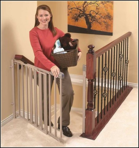 Wooden stair gates for dogs