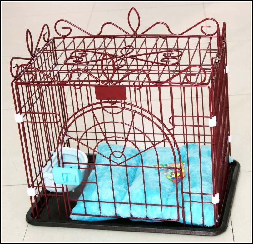 Large Metal Dog Cages