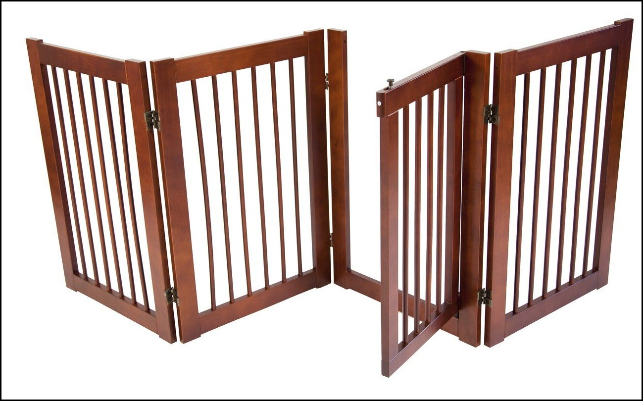 Long Dog Gates For The House